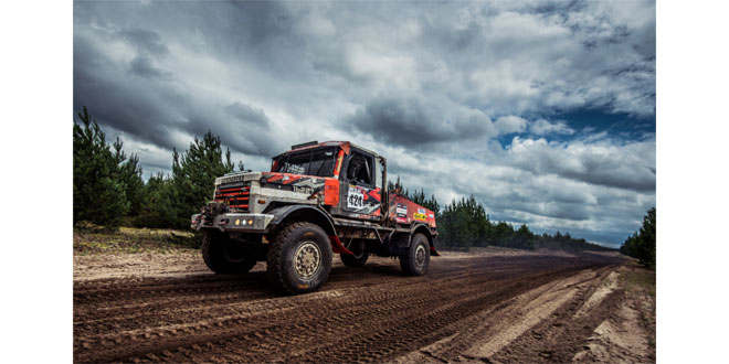 Giti Tire launches first European off-road tyre for high mobility vehicles