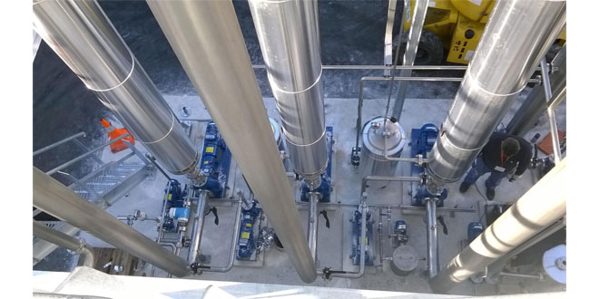 HRS Heat Exchangers - ZLD solves Spanish tannery waste issues