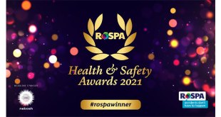 Terex Trucks receives RoSPA Gold Award for health and safety achievements