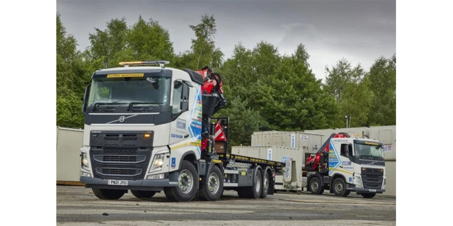 NEW ORDER CONFIRMS GARIC'S COMMITMENT TO VOLVO