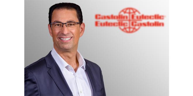 Patrick Fetzer, Global CEO, Castolin Eutectic