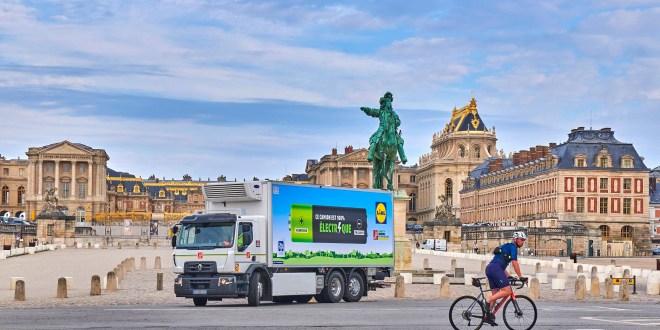 Renault Trucks expands electric truck range