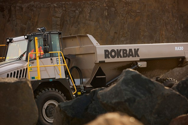 Rokbak – a brand name that stands for power, performance and reliability.