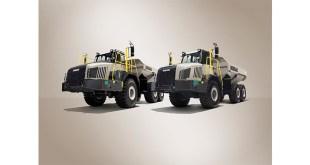 Rokbak revealed the new name for Terex Trucks