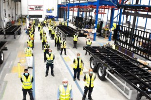 SDC Trailers marks 10,000th trailer milestone at new production facility
