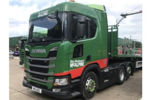 Sir Robert McAlpine – building a quality supply chain with FORS