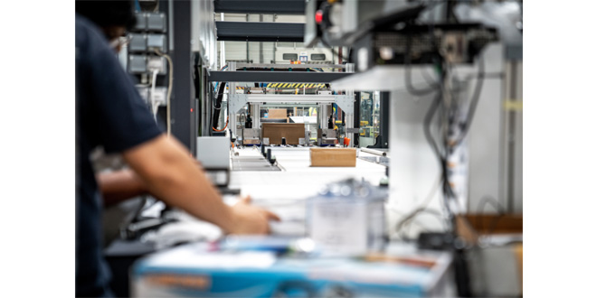 Sparck Technologies brings revolutionary fit-to-size packaging to Robotics & Automation 2021