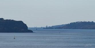 Brest, le Goulet