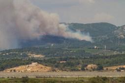 Incendie du 30 juillet 11h 30