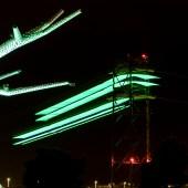 Brest by night