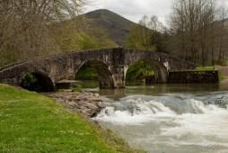 Ascain - Le pont romain
