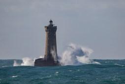 Porspoder, le phare du Four