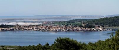 panorama sur Gruissan