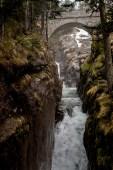 Les cascades de Pont d'Espagne