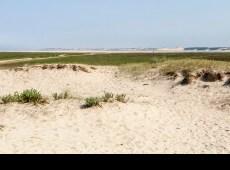 La baie d'Authie et les dunes de Berck