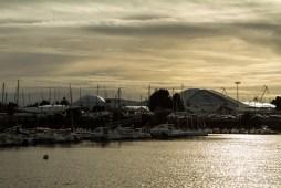 Oceanopolis en or