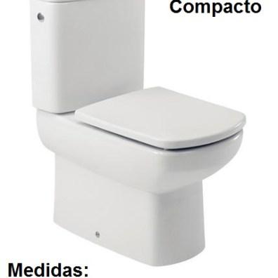 Inodoro Dama Senso Compacto