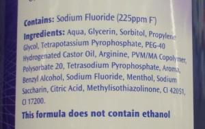 colgate ingredients copy