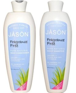 MI and fragrance free hair care pair