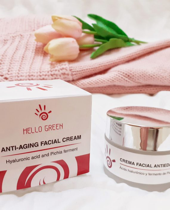 crema facial antiedad natural