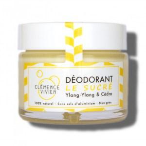 desodorante natural cedro