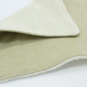 Toallita algodón orgánico