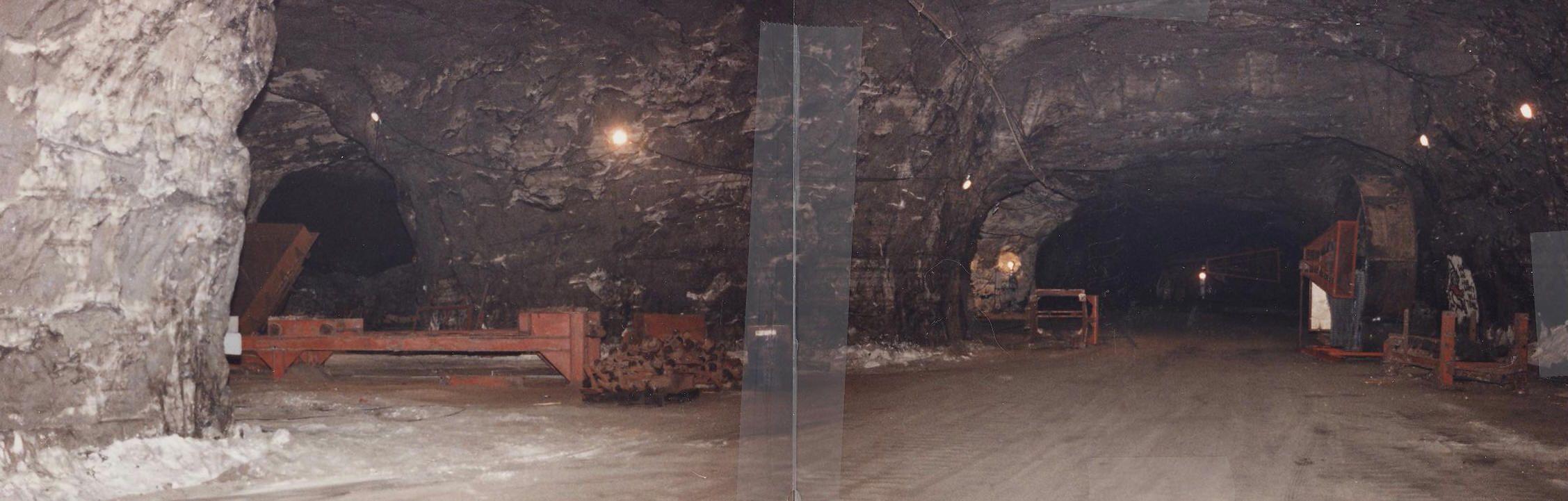 Location Photos Of Detroit Salt Mines