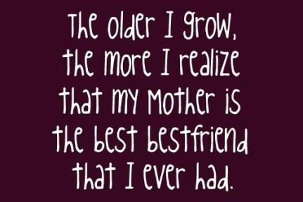 my mother, myself vidya sury