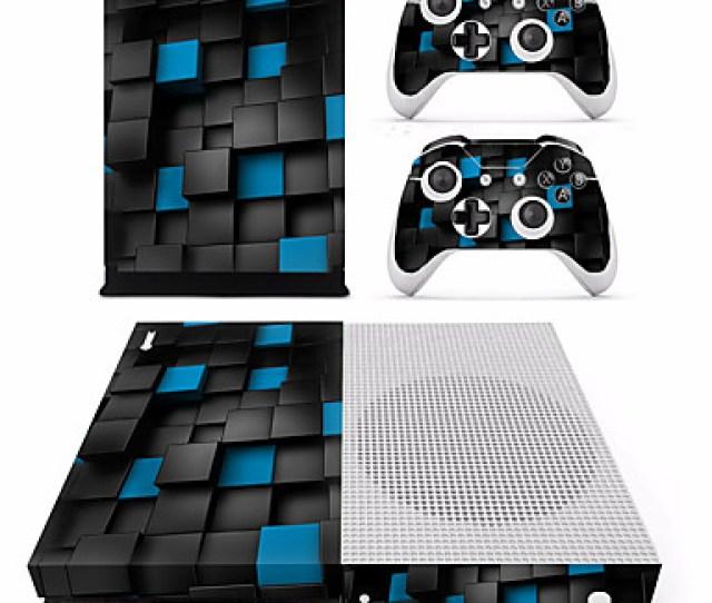 B Skin Xbox One S Ps 2 Sticker For Xbox One S Novelty Sticker Pvc 1 Pcs Unit  99
