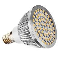 240 lm E14 LED spotlampen MR16 60 leds SMD 3528 Warm wit AC 110 130V AC 220 240V 712763 2020 – €2.59