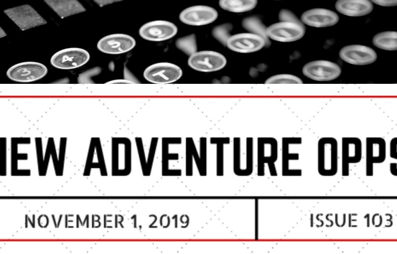 New Adventure Opps Newsletter