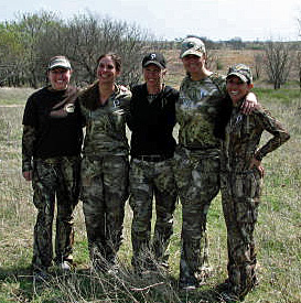 Prois/Outdoor Connection hog hunt 2011, Mill Creek, Oklahoma