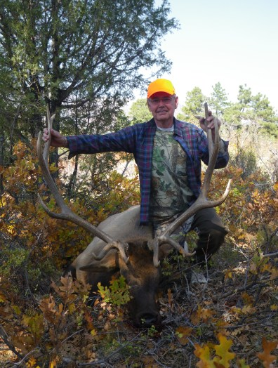 Colorado private land hunt