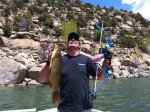 Bowfishing - First carp with a PSE bow