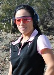 Mia Anstine shooting instructor