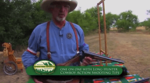 Cowboy Action Double Barrel Shotgun loading tips