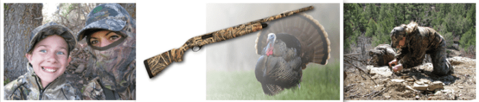 Taking-kids-turkey-hunting-post-at-Beretta