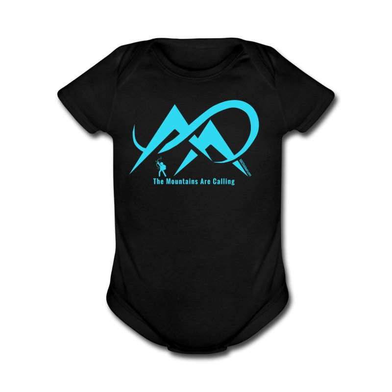 bowhunting-the-mountains-are-calling-turquoise-short-sleeve-baby-bodysuit