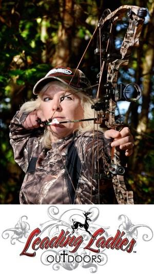 Tammy Koenig - Bow Hunting