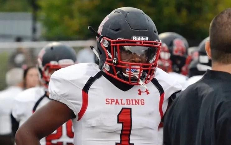 No. 2 Spalding wallops Annapolis in 2107 kickoff