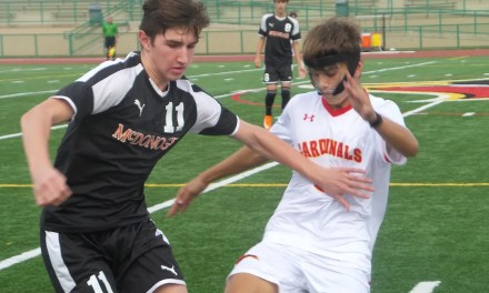 No. 2 McDonogh holds on at Calvert Hall