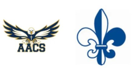 AACS opens with a big win