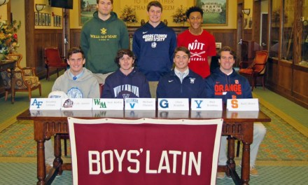 Seven BL seniors commit to play D1