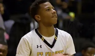 St. Frances pulls away from Calvert Hall