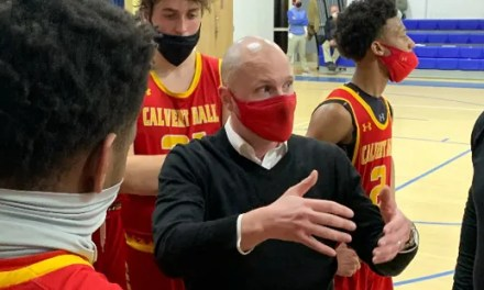 Hasson will not return to Calvert Hall basketball