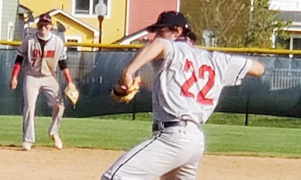 Spalding's Mrotek shuts out Curley on three hits