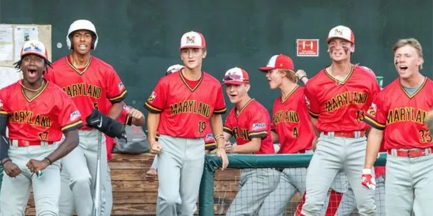 Team Maryland salvages final game of Big 26