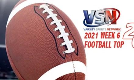 Status quo for MIAA in VSN Football Top 20