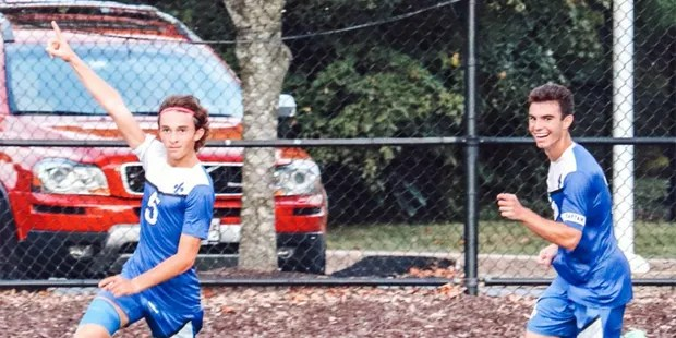 St. Mary's and Severn remain undefeated MIAA B Conference soccer