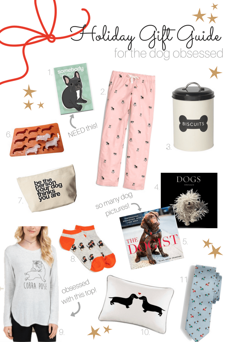 gifts dog lover